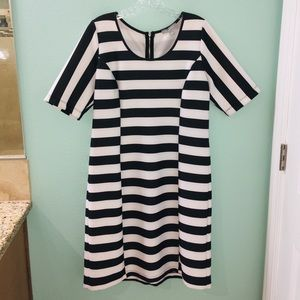 ⭐️3 for $15⭐️ NY Collection Striped Dress